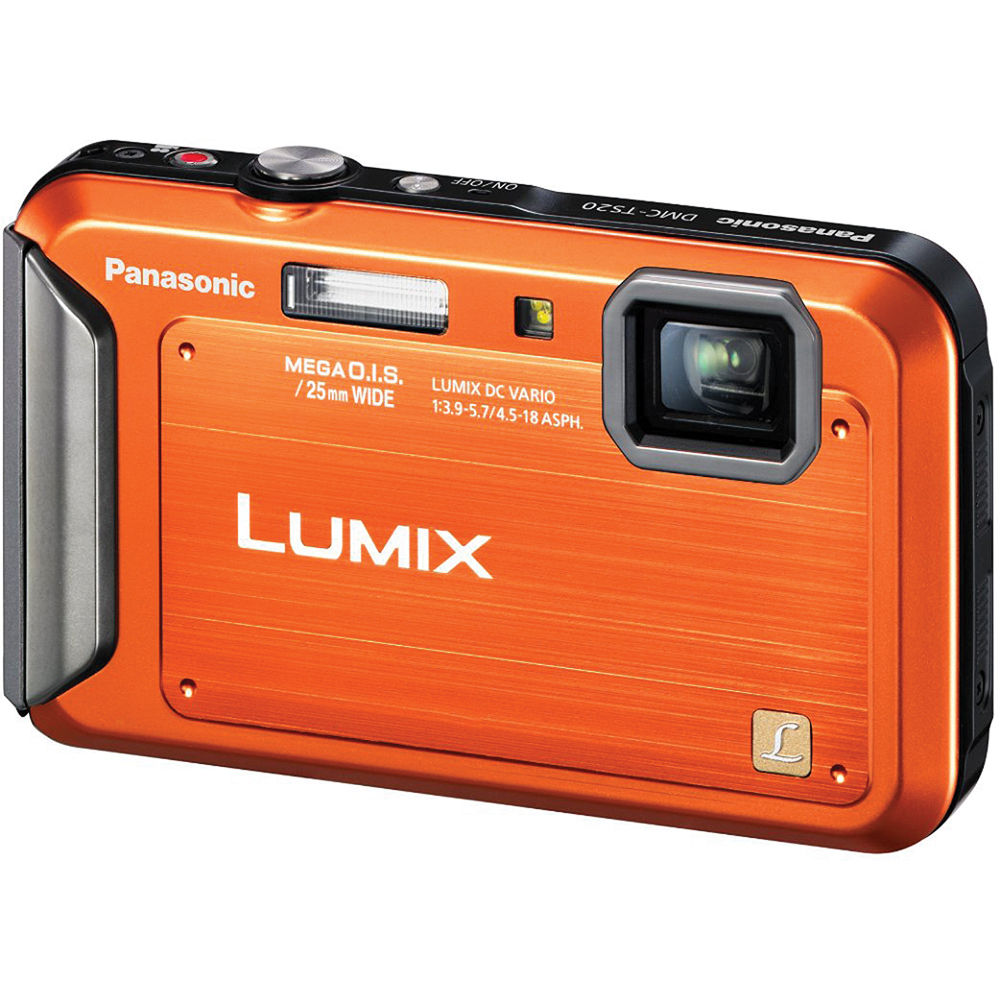 panasonic lumix dmc ts20 digital camera orange dmc ts20d b h rh bhphotovideo com panasonic ts3 manual panasonic dmc-ts3 owners manual