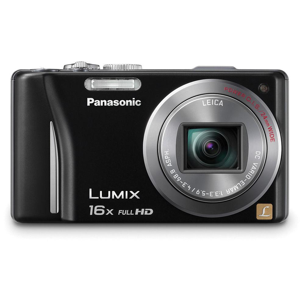 Panasonic lumix dmc-zs10 (silver) 14. 1-megapixel digital camera.