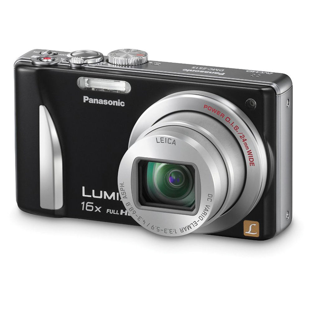 panasonic lumix dmc zs15 digital camera black dmc zs15k b h rh bhphotovideo com Panasonic Lumix DMC ZS20 Coppying Pictures to Card Panasonic Lumix DMC ZS20 Review