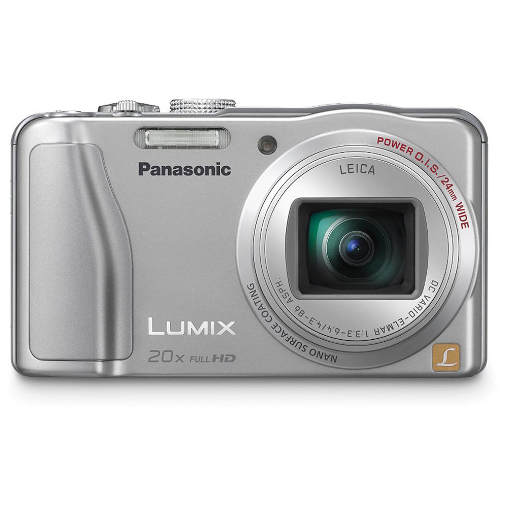 panasonic lumix dmc zs20 digital camera silver dmc zs20s b h rh bhphotovideo com panasonic lumix dmc zs20 manual pdf panasonic lumix dmc zs20 owners manual
