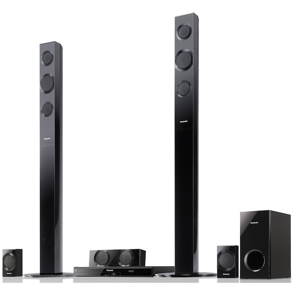 how to connect sony surround sound to panasonic viera
