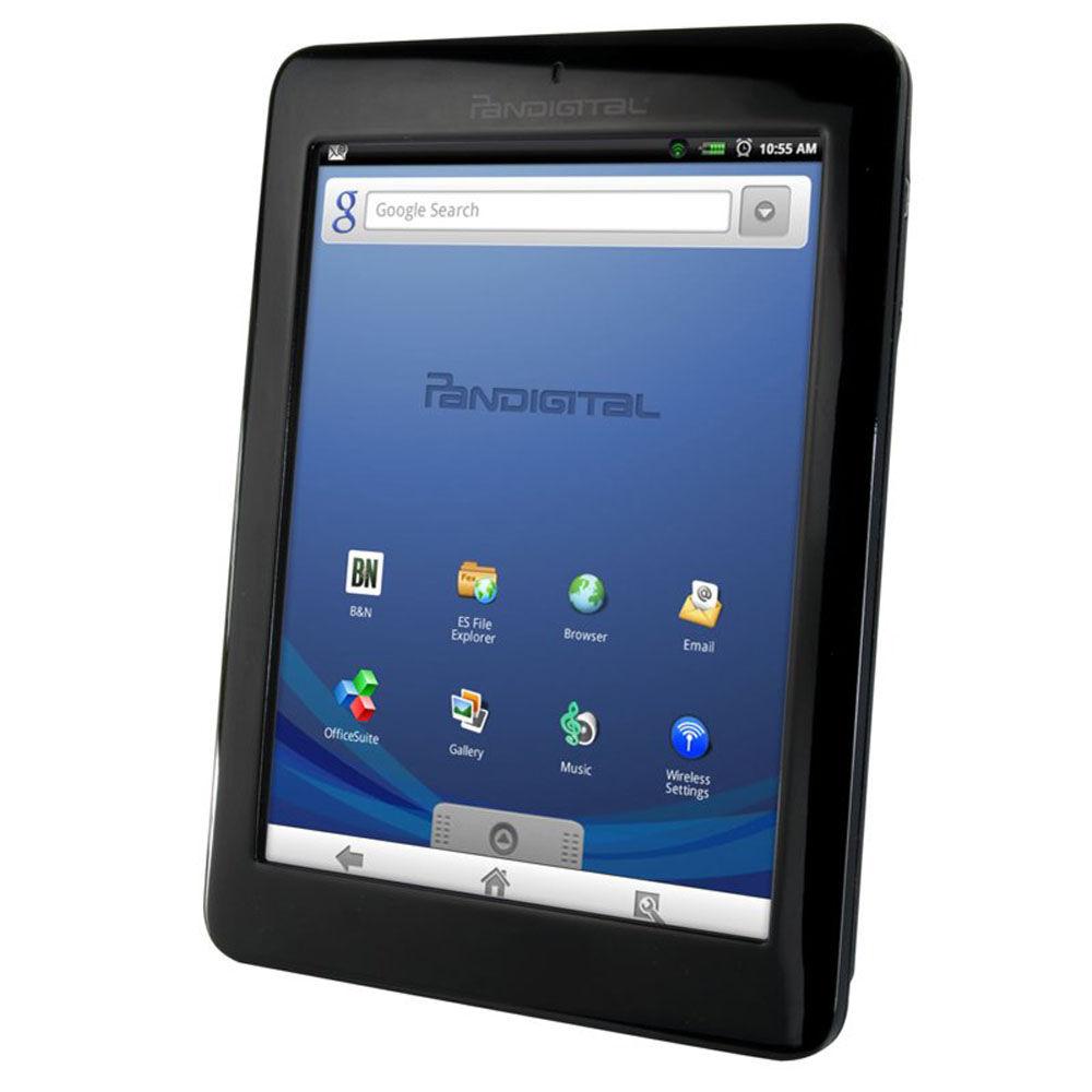 "Pandigital Novel 7"" Android Multimedia Tablet & R70E200"