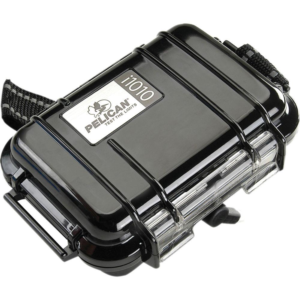 Pelican I1010 Waterproof Case Black 1010 045 110 B Amp H Photo