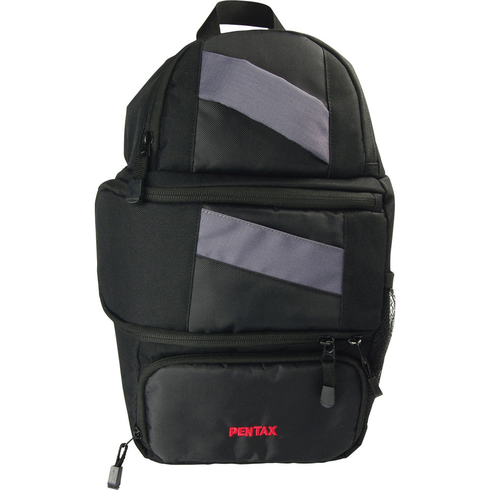 Pentax 85231 DSLR Sling Bag 2 (Black) 85231 B&H Photo Video