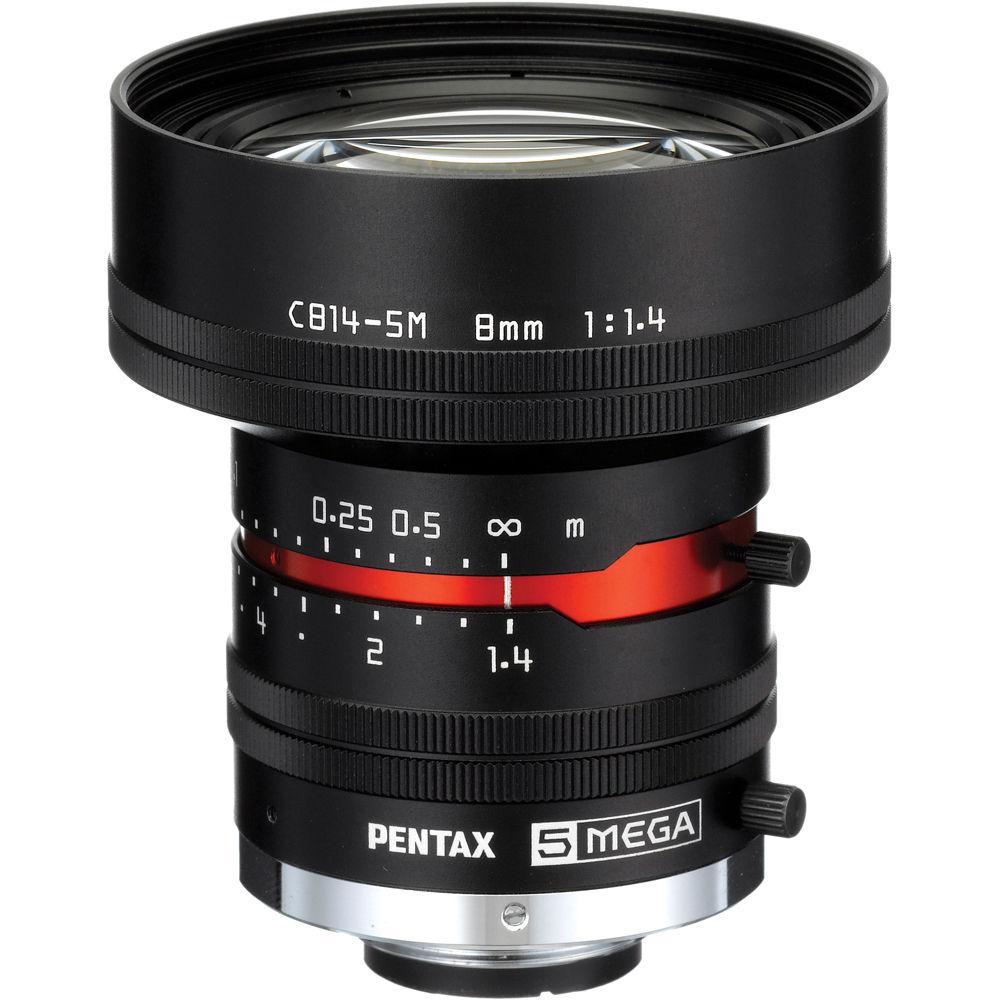 Pentax C30823kp Machine Vision Camera Lens 155201 B Amp H Photo