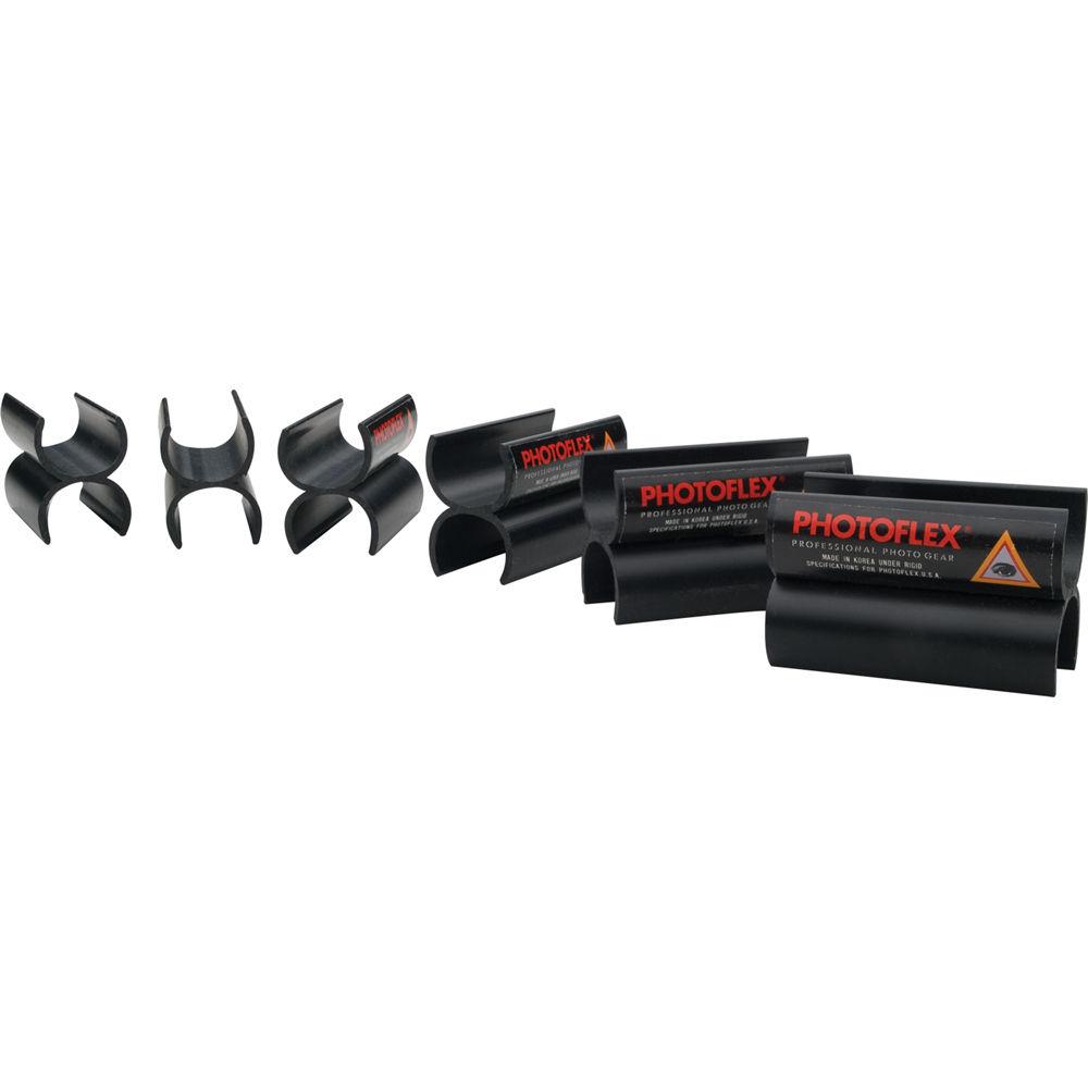 Photoflex Connector Clips for Litepanel Frames - Set of 6 870538