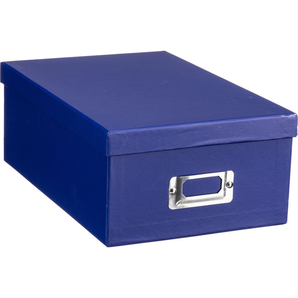 Pioneer Photo Albums Photo Storage Box (Bright Blue) B1S/BB B&H: www.bhphotovideo.com/c/product/824017-REG/Pioneer_Photo_Albums_B1S...