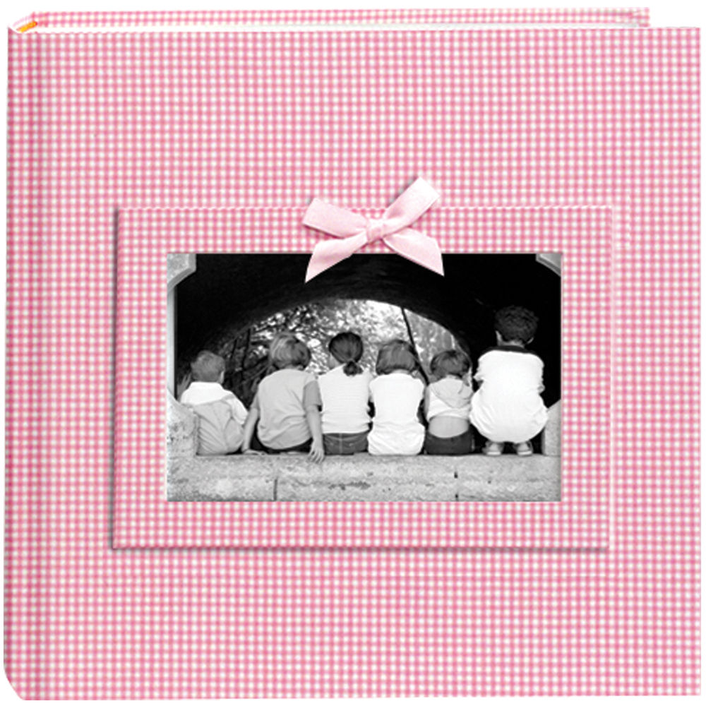 Pioneer Photo Albums Da200grb Gp Baby Frame Gingham Da200grb Gp