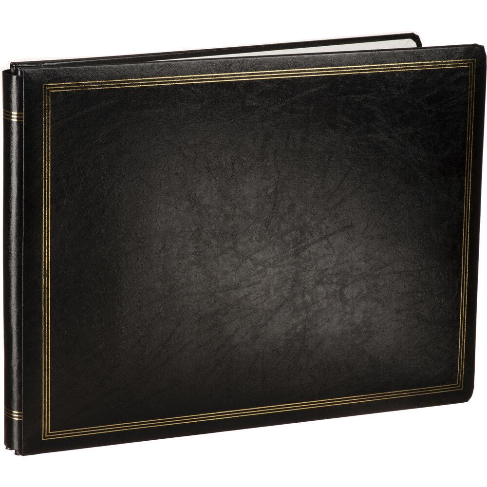 Black Photo Album With Black Pages Pioneer Photo Albums Jmv-207
