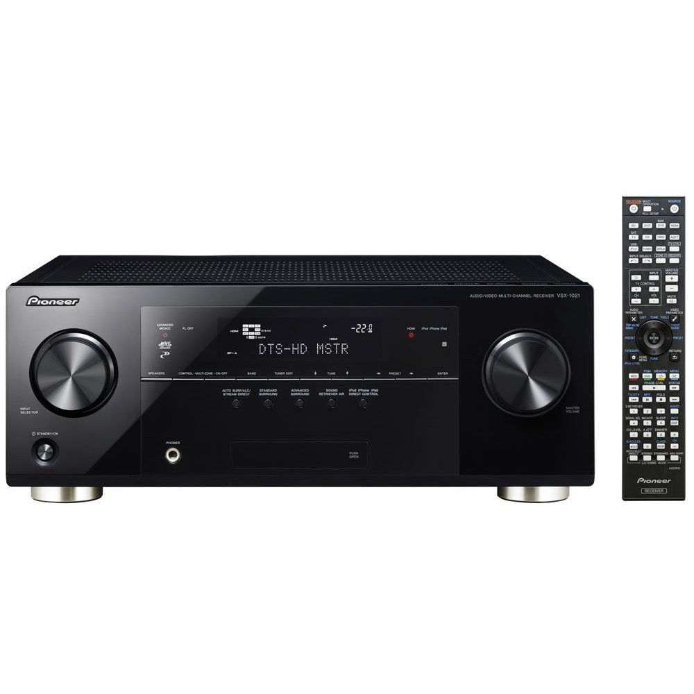 Pioneer VSX-1021 AV Receiver Driver for Windows