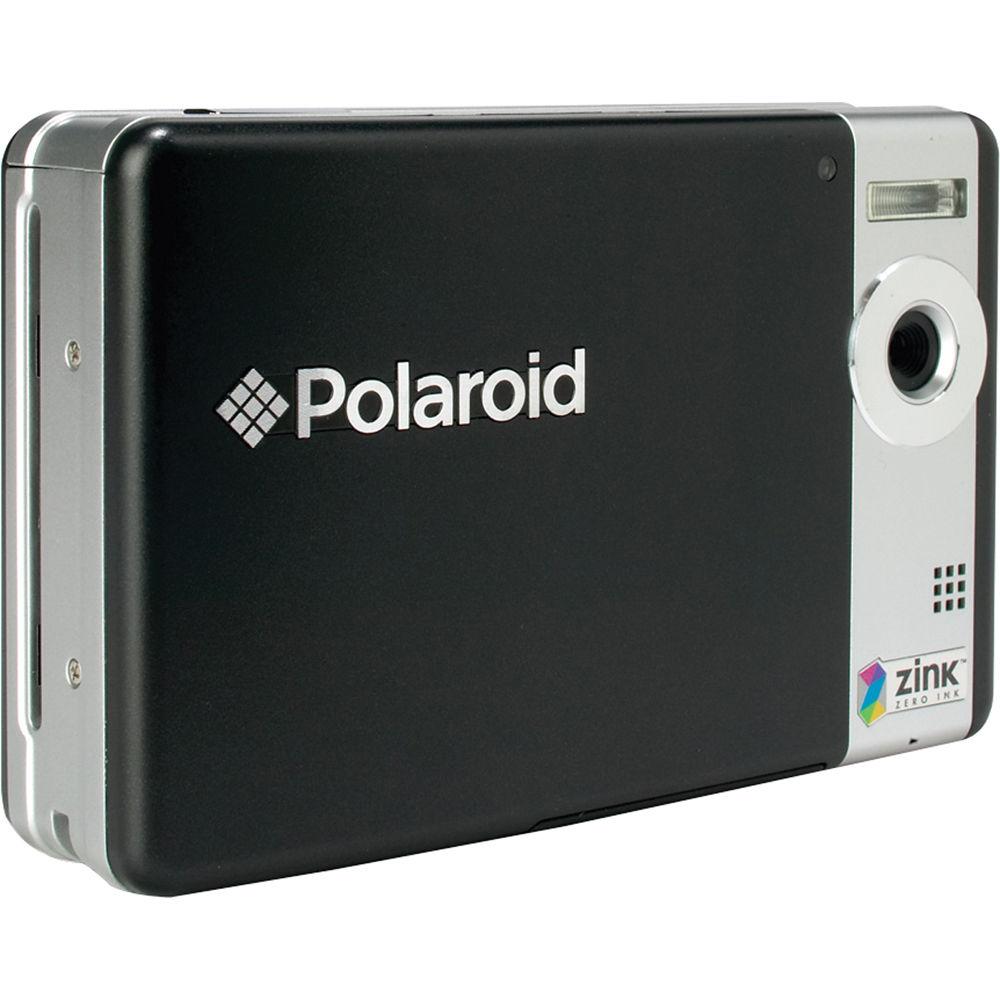 Polaroid Pogo Instant Digital Camera Cza 05300b Bh Photo Video