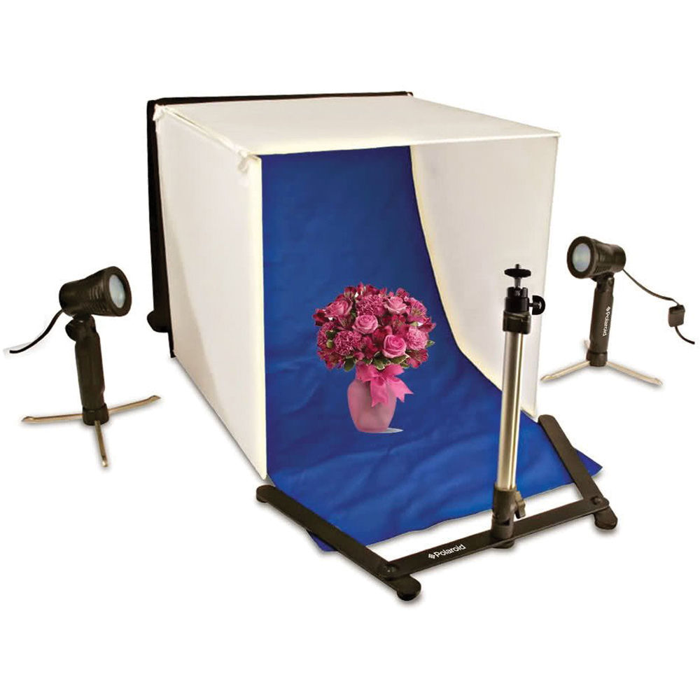 polaroid photo studio kit plps b h photo video. Black Bedroom Furniture Sets. Home Design Ideas