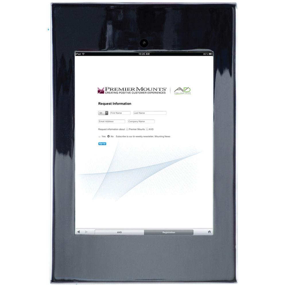 Premier Mounts IPM-720 iPad Mounting Frame (Chrome) IPM-720C B&H