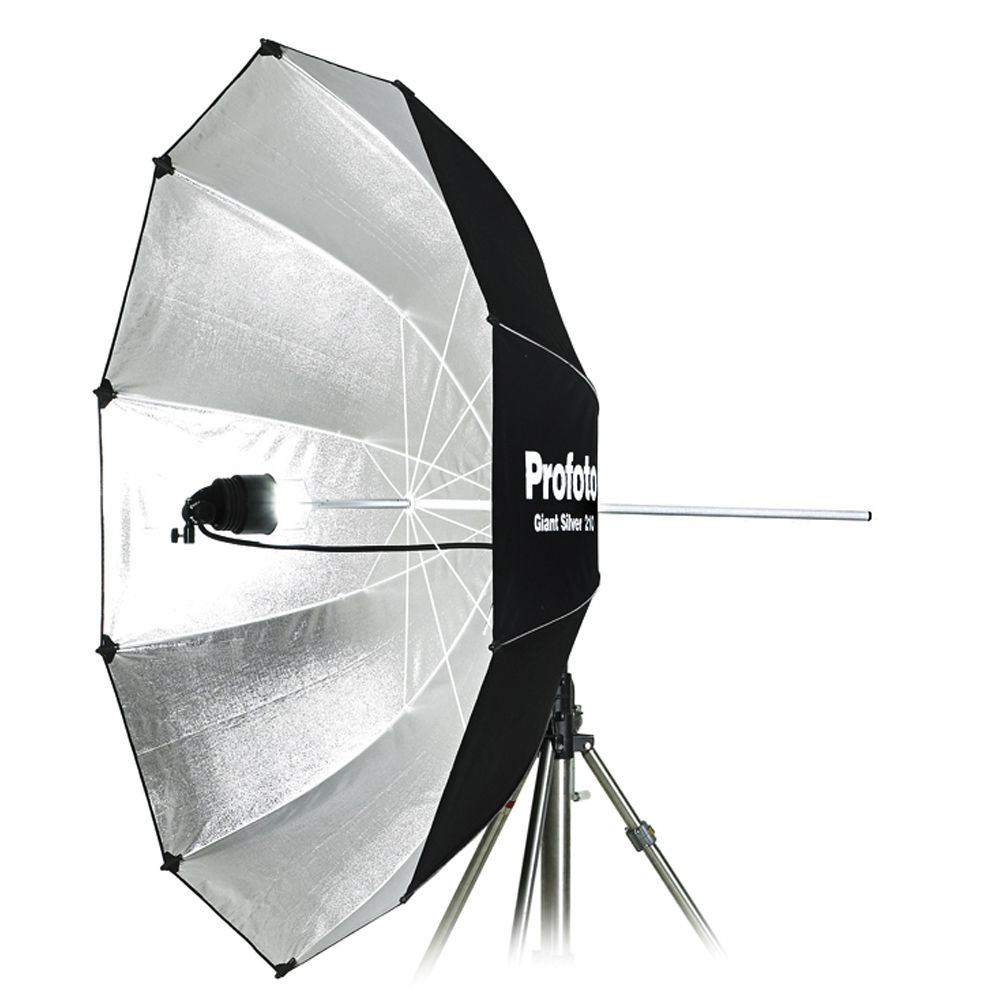 Profoto Giant Umbrella, Silver - 7' (210 ...