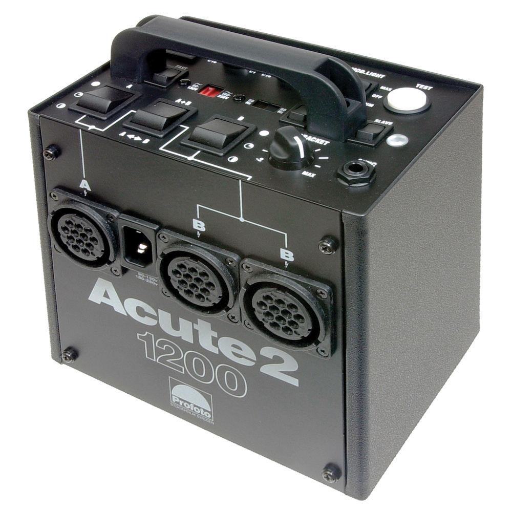 Profoto Studio Lighting Kit: 1200 Power Supply 900773 B&H Photo Video
