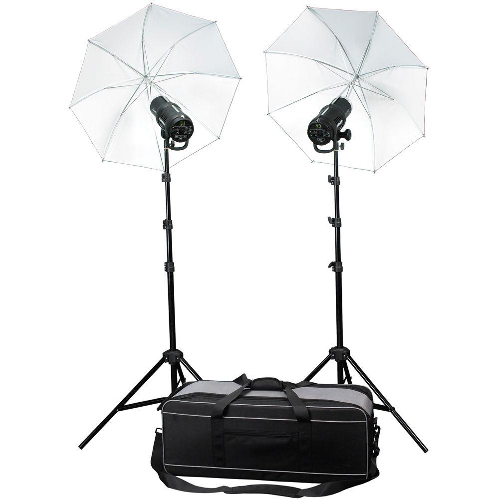 Profoto Studio Lighting Kit: Profoto D1 2 Head Studio Kit