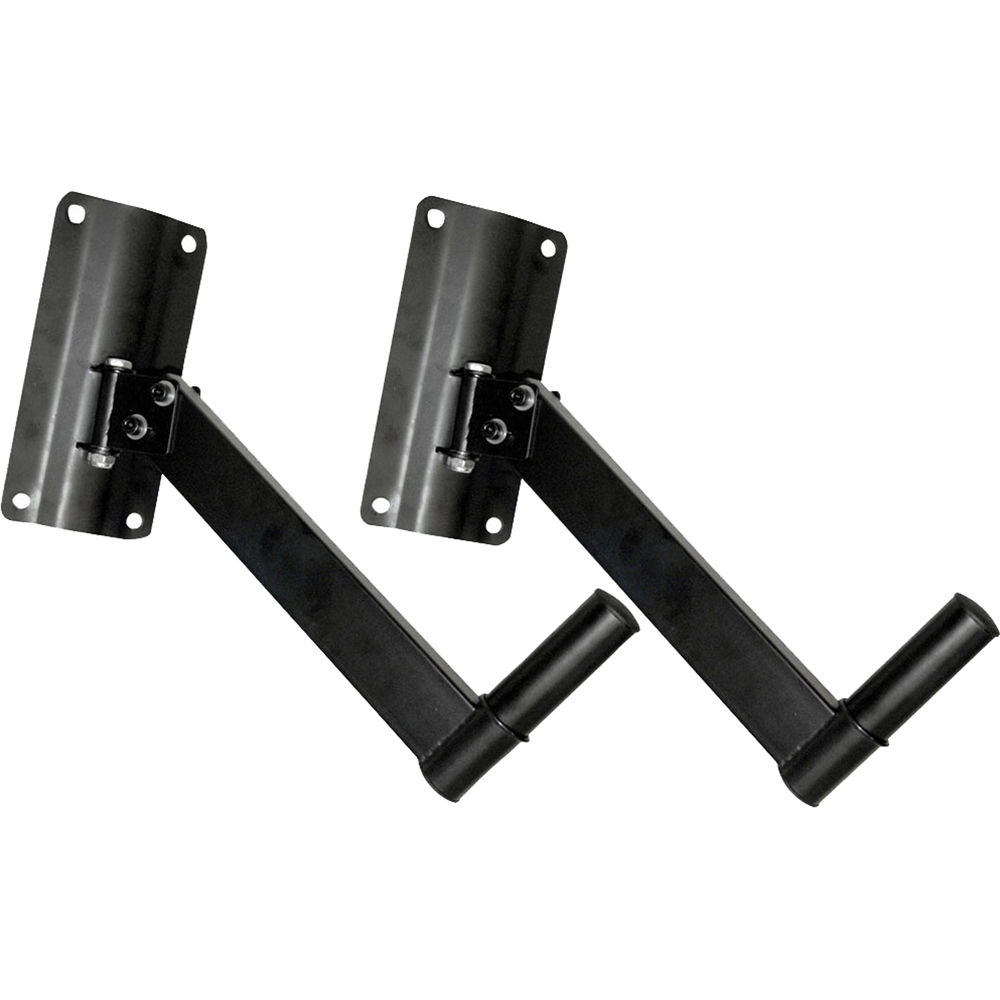Pyle Pro Pstnd6 Wall Mount Speaker Bracket Pair Pstnd6 B Amp H
