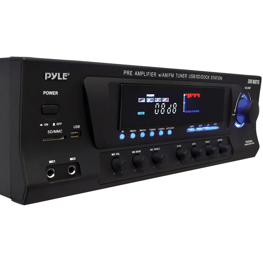 fm receivers Shop b&h for our huge inventory of pa tuners & a/v receivers from top brands like pyle pro, listen technologies, rolls and technical pro, at great prices.
