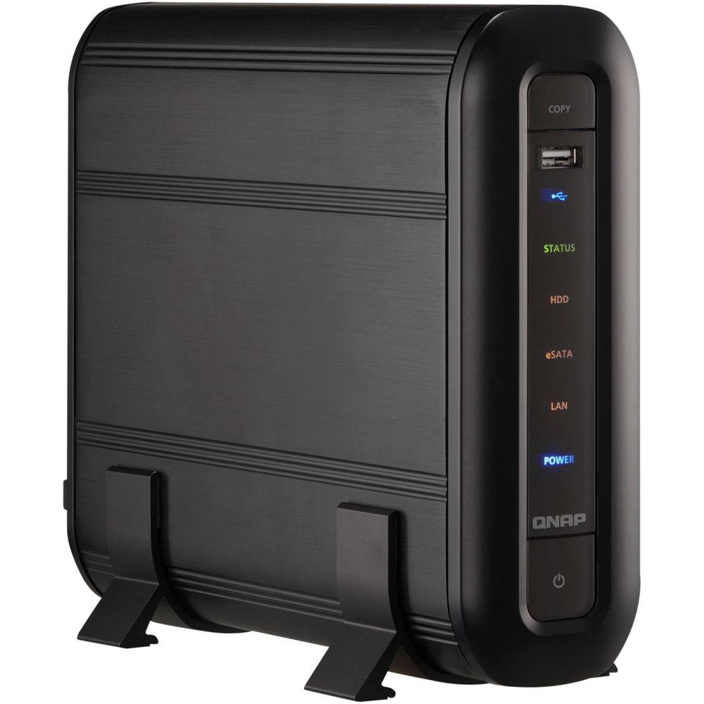 QNAP TS-119 TurboNAS Drivers for Windows Download