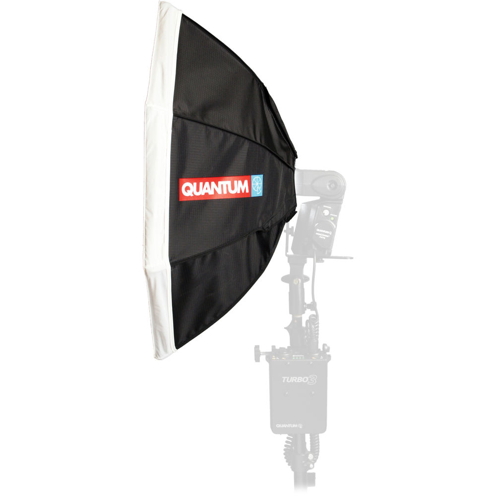quantum qf75 26 octagon softbox 860730 b h photo video
