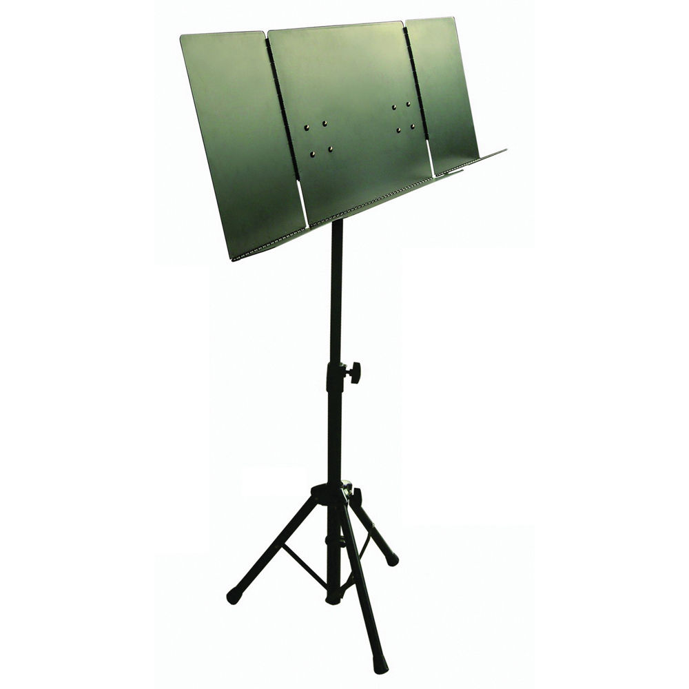 quiklok ms 320 sheet music stand ms 320 b h photo video. Black Bedroom Furniture Sets. Home Design Ideas
