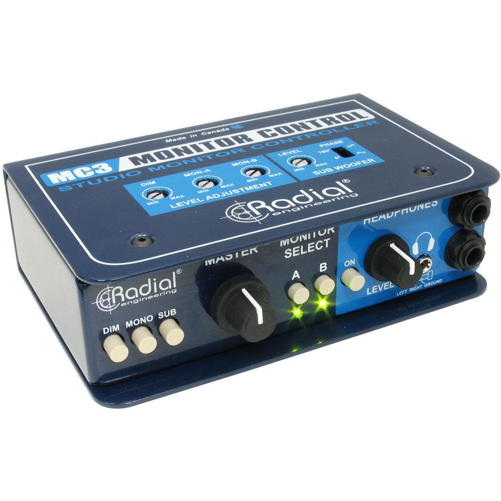 Studio Monitor Controller Best Studio Monitor Controller