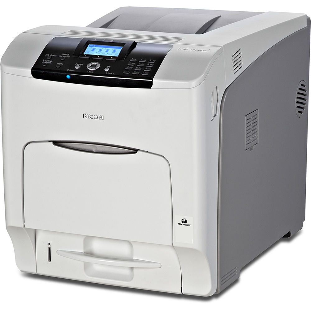 Color Laser Printer Duplex Network