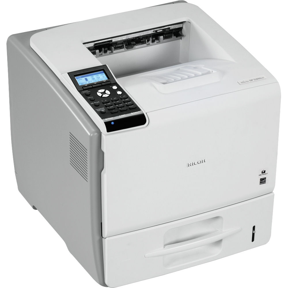 Ricoh Aficio SP 5200DN Network Monochrome Laser Printer