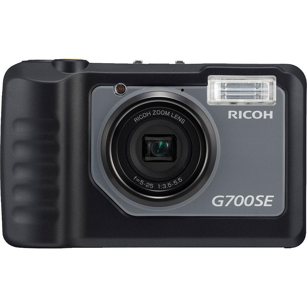 New Driver: Ricoh G700SE Camera