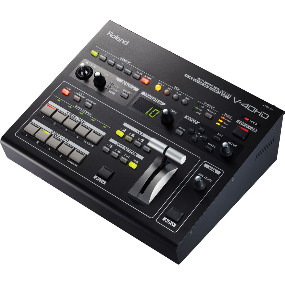 Roland Pro AV - V-800HD Multi-format Video Switcher