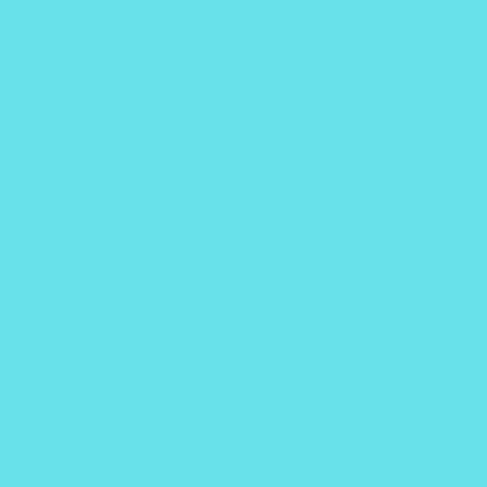 """Rosco E-Colour+ #724 Ocean Blue (21 x 24"""") 102307242124"""