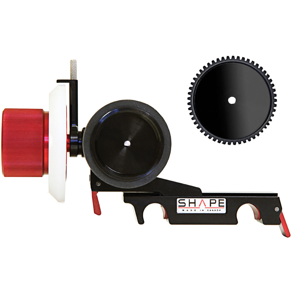 Shape Friction Gear Follow Focus Clic Ffclic Bh Photo Mini Fuse Box With Adjustable Marker