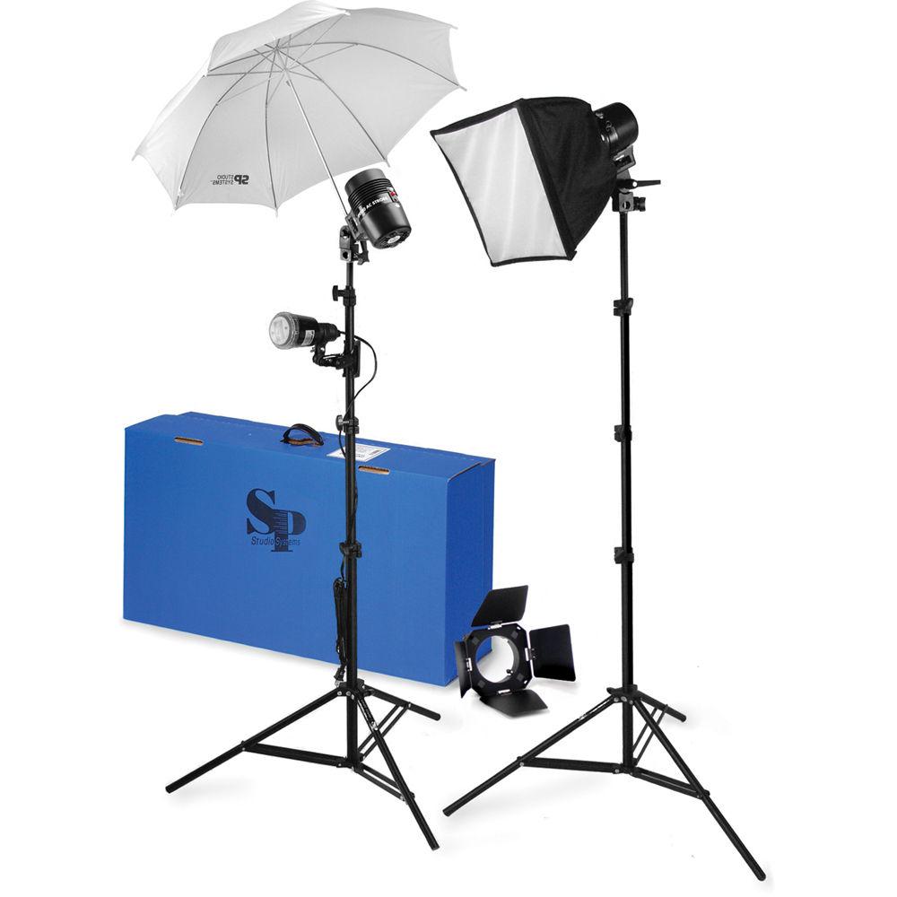 SP Studio Systems Home Studio Kit SPKITRS B&H Photo Video