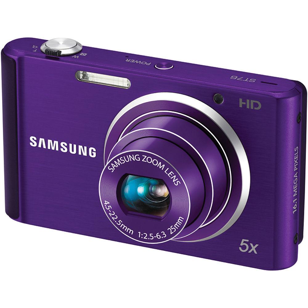 Samsung ST76 Camera 64 BIT