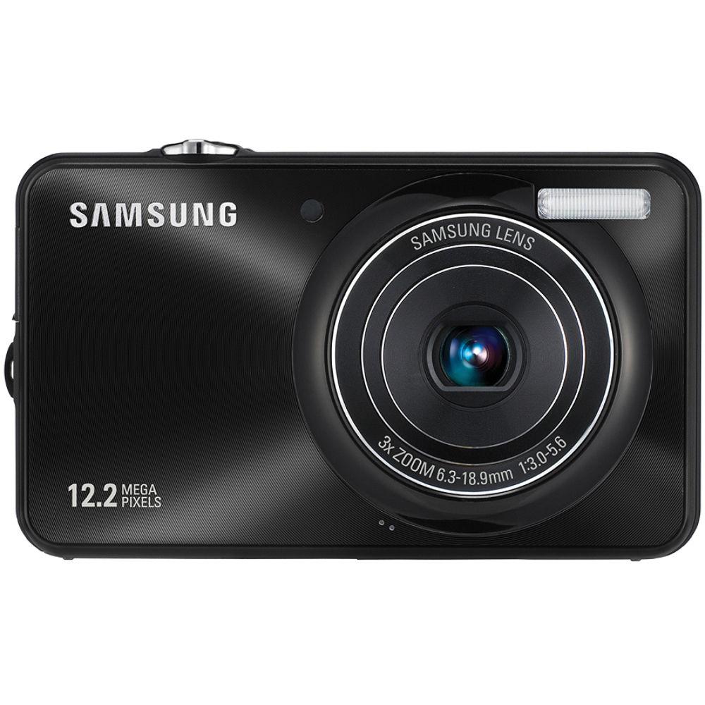 Samsung TL90 Digital Camera (Black) EC-TL90ZZBPBUS B&H Photo