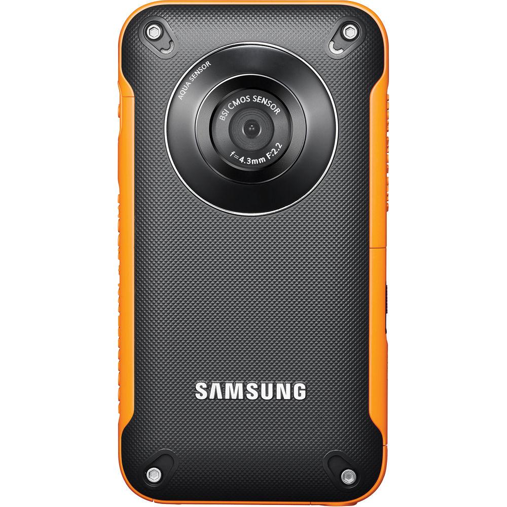 samsung hmx w300 pocket camcorder orange hmx w300yn xaa b h rh bhphotovideo com samsung hmx-w300 manual samsung hmx-w300 instruction manual
