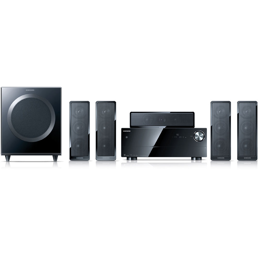 samsung ht as730st home theater system ht as730st b h photo. Black Bedroom Furniture Sets. Home Design Ideas