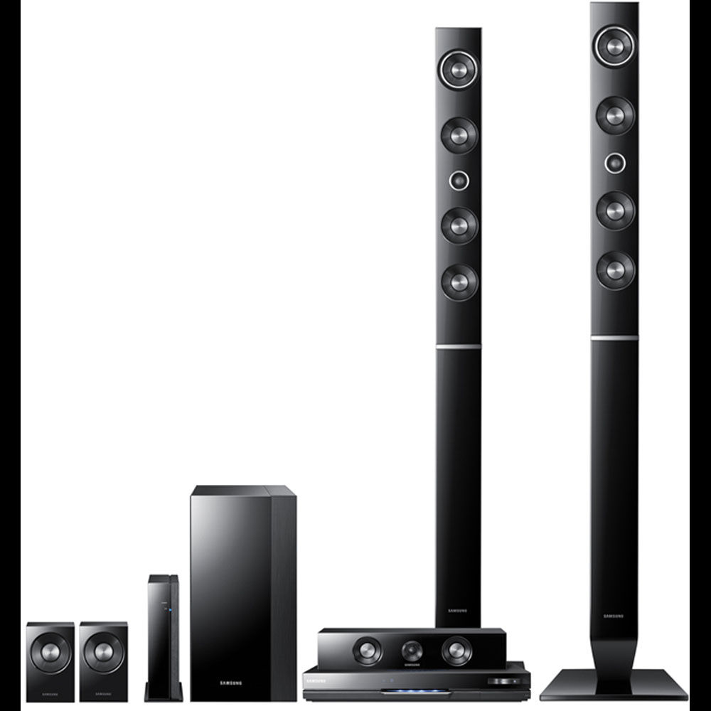 Samsung HT-D6730W Blu-ray Home Theater System HT-D6730W B&H