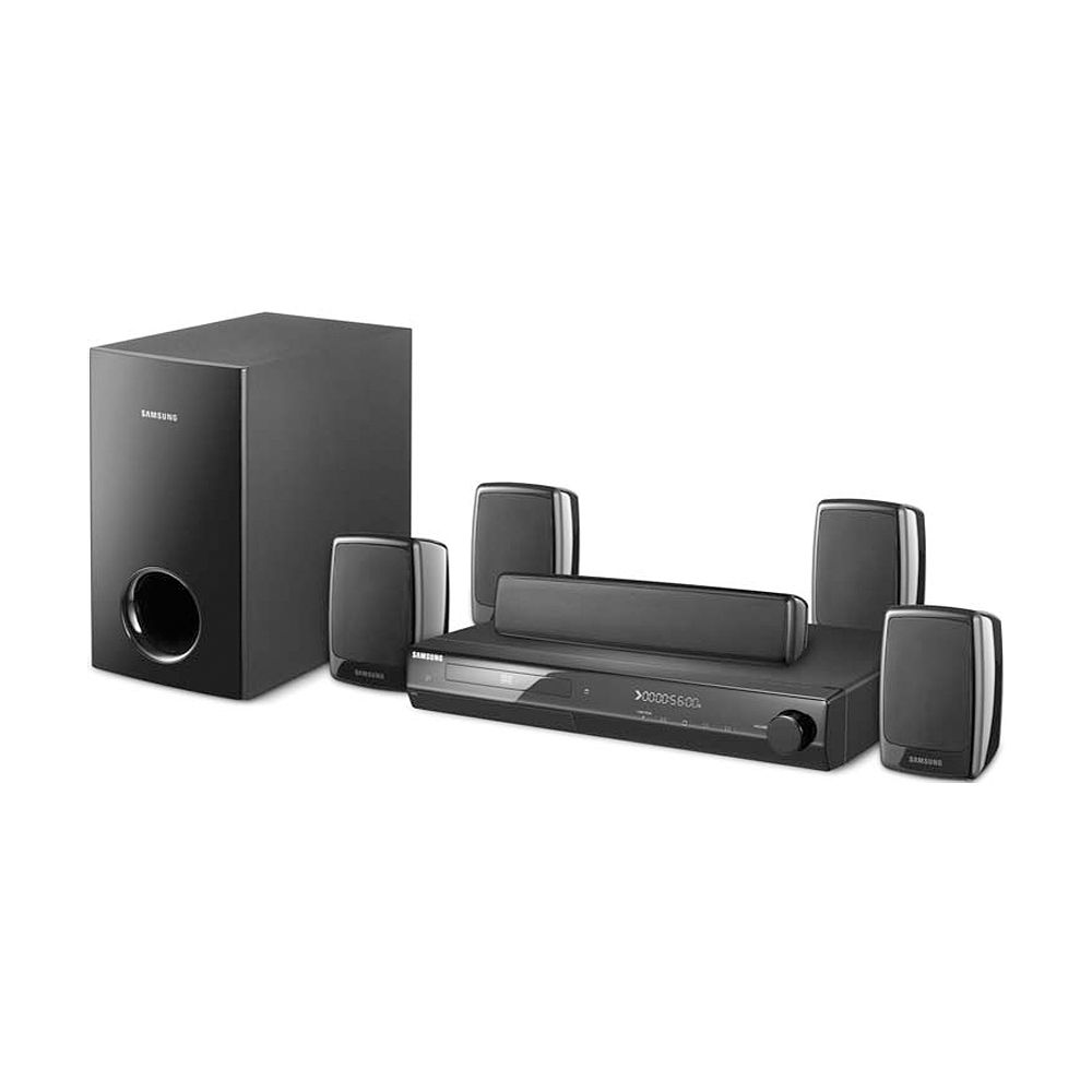 samsung ht z320t dvd home theater system ht z320t b h photo. Black Bedroom Furniture Sets. Home Design Ideas