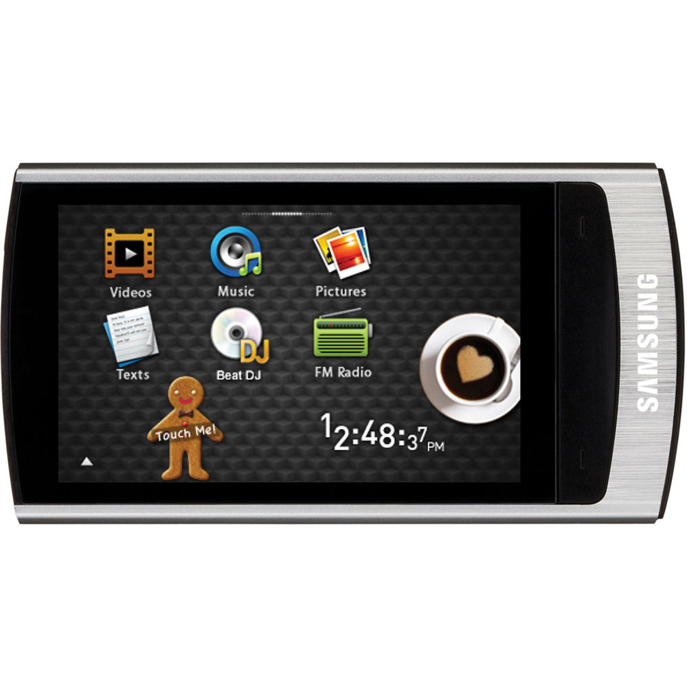 samsung r1 mp3 player silver yp r1jcs xaa b h photo video. Black Bedroom Furniture Sets. Home Design Ideas