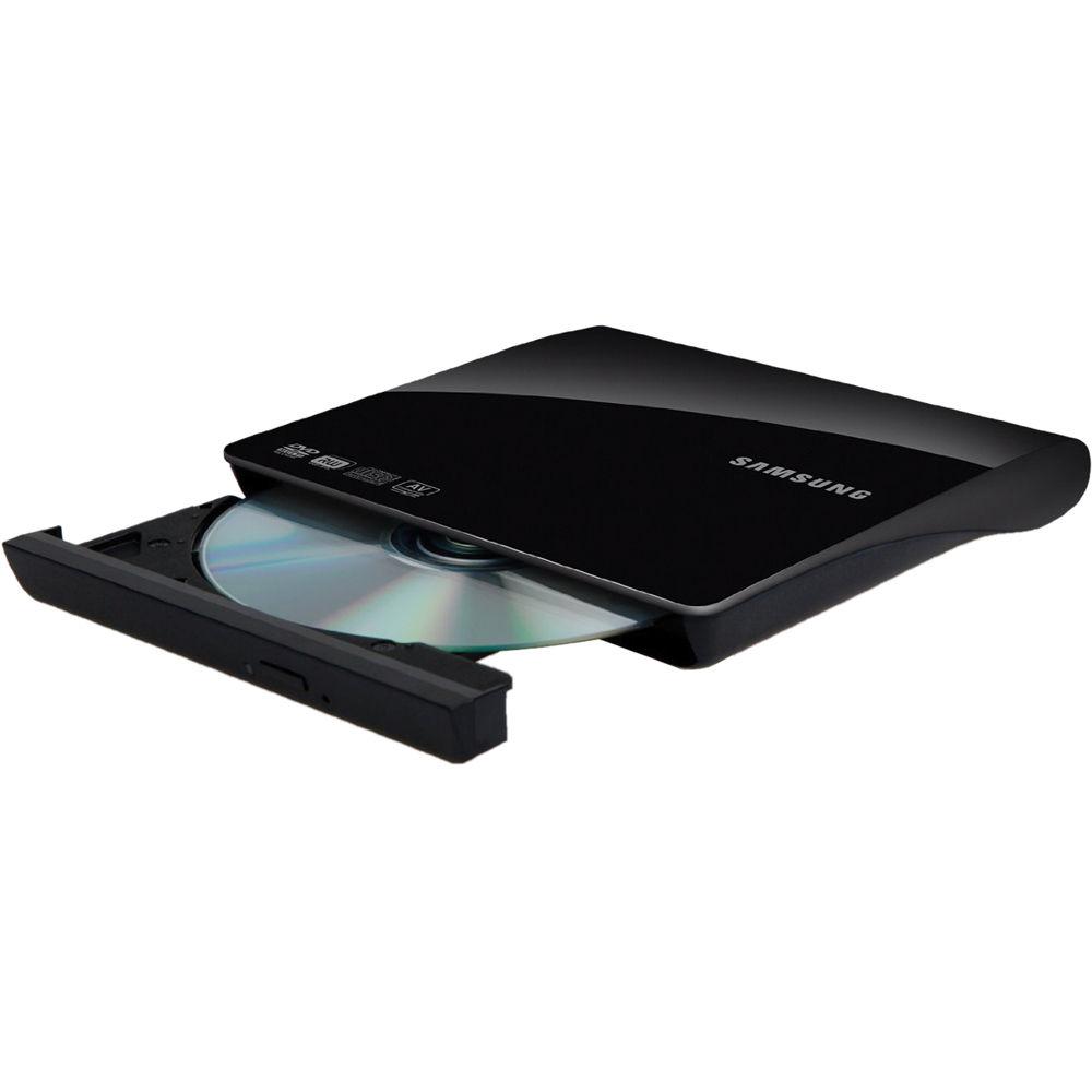 Samsung Se 208db Tsbs Slim Portable Dvd Writer Se 208db