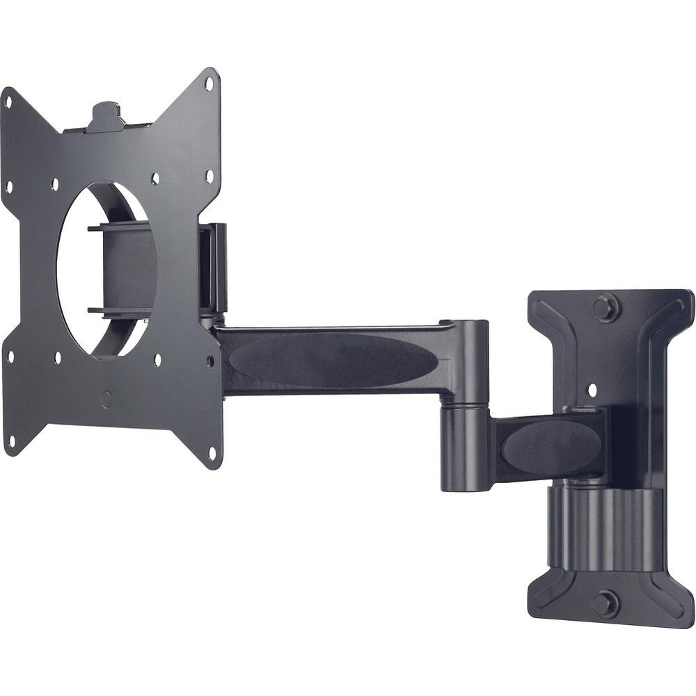 SANUS Full Motion TV Wall Mount 23 37 MMF15 B1 B H Photo