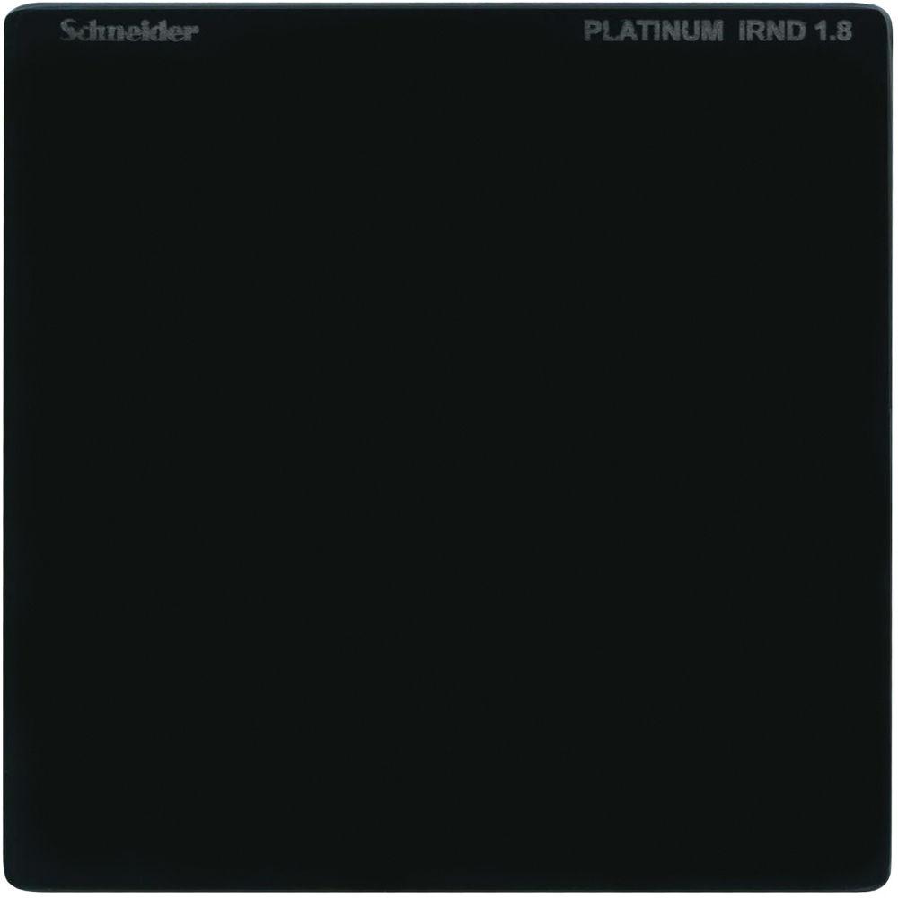 schneider 6 6 x 6 6 mptv platinum irnd 1 8 filter. Black Bedroom Furniture Sets. Home Design Ideas
