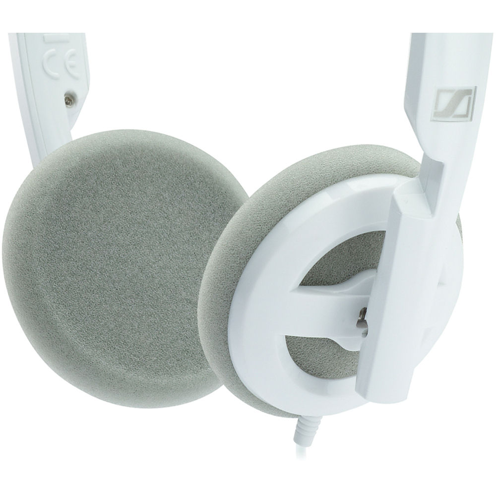 a4e0f300077 Sennheiser Replacement Earpads for PX 100-II Headphones (White)