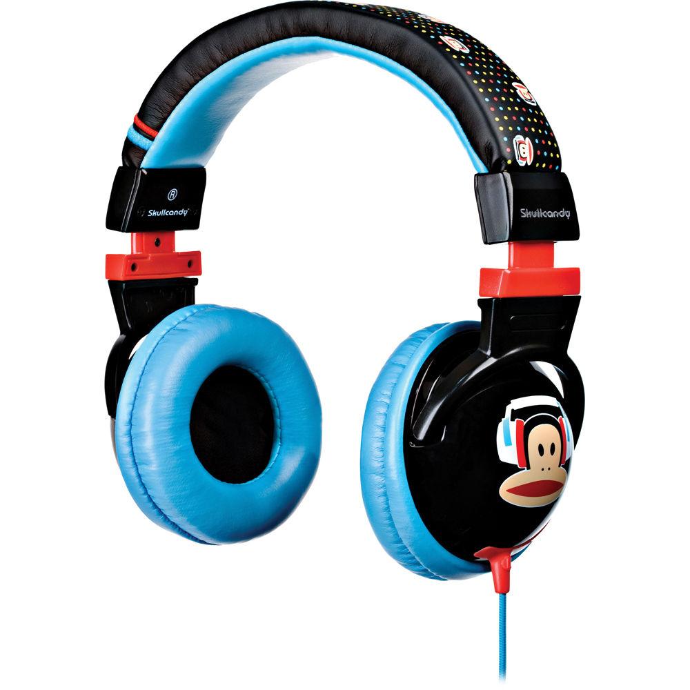 Skullcandy Hesh DJ-Style Stereo Headphones S6HECZ-050 B&H Photo