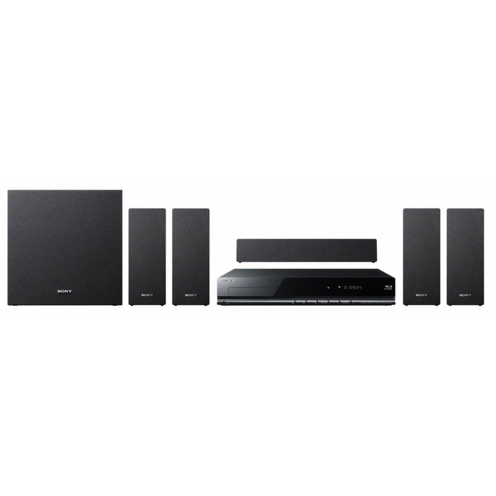 sony bdve280 3d blu ray home theater system bdve280 b h photo. Black Bedroom Furniture Sets. Home Design Ideas