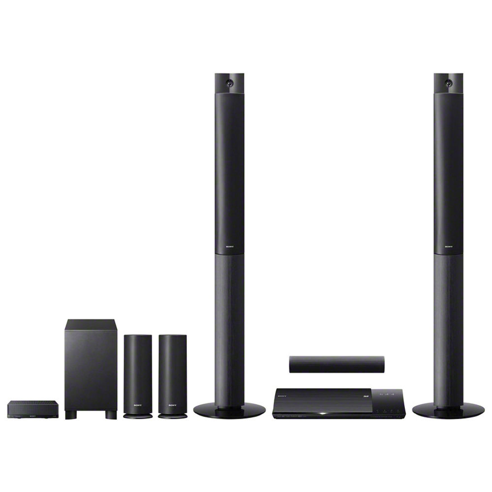 sony bdv n890w 3d blu ray home theater system bdvn890w z b h. Black Bedroom Furniture Sets. Home Design Ideas