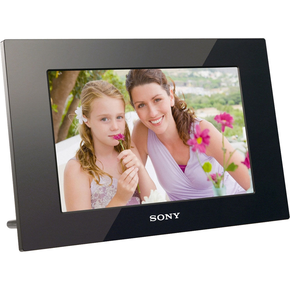 sony 10 digital photo frame 128mb memory
