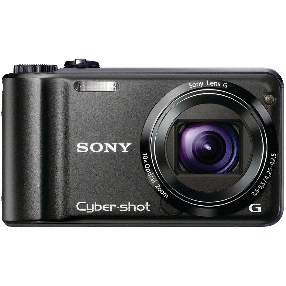 sony cyber shot dsc h55 digital camera black dsch55 b b h rh bhphotovideo com Sony Cyber-shot DSC- TX30 sony cyber-shot dsc-h55 manual em portugues