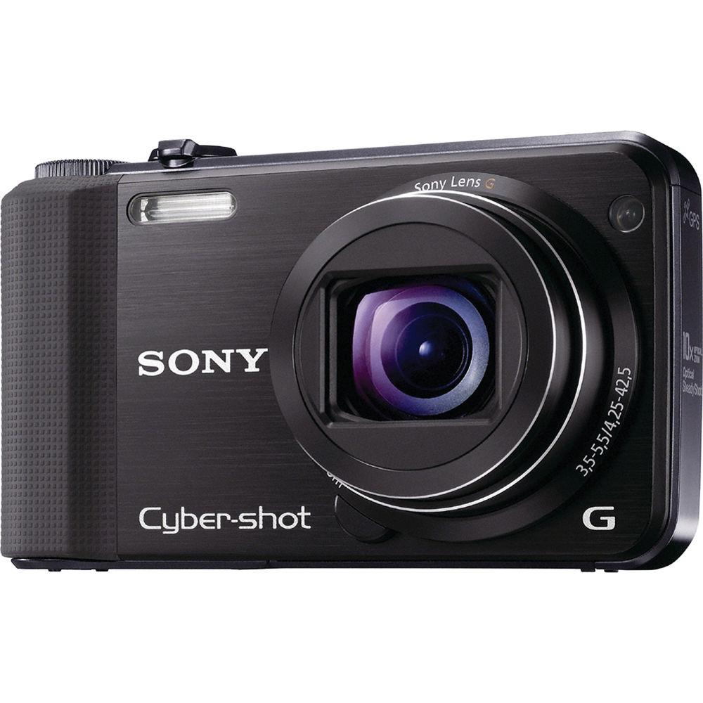 sony cyber shot dsc hx7v digital camera black dschx7v b b h rh bhphotovideo com